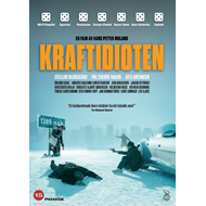 Produktbilde for Kraftidioten (DVD)