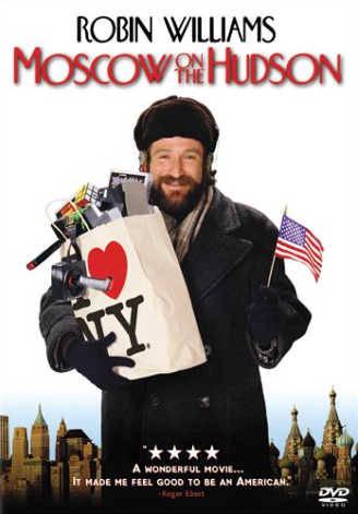 Moscow On The Hudson (DVD - SONE 1)