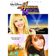 Hannah Montana - The Movie (UK-import) (DVD)