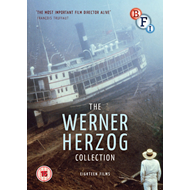 The Werner Herzog Collection (UK-import) (DVD)