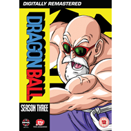 Dragon Ball - Season Three (UK-import) (DVD)