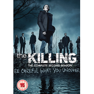 The Killing - Sesong 2 (UK-import) (DVD)