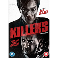 Killers (UK-import) (DVD)