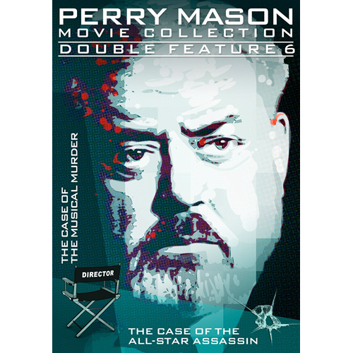 Perry Mason - The Case Of The Musical Murder / The Case Of The All-Star Assassin (DVD - SONE 1)
