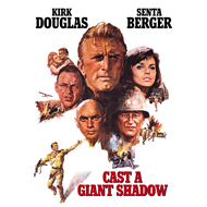Cast A Giant Shadow (DVD - SONE 1)