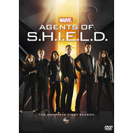 Agents Of S.H.I.E.L.D. - Sesong 1 (DVD)