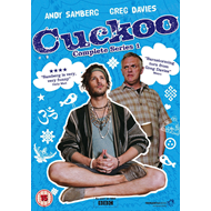 Cuckoo - Sesong 1 (UK-import) (DVD)