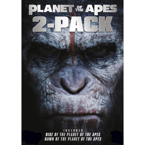 Rise To The Dawn Of The Planet Of The Apes (DVD)
