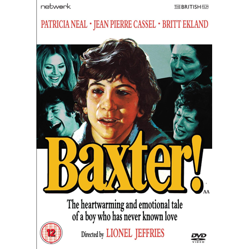 Baxter! (UK-import) (DVD)