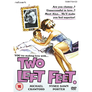 Two Left Feet (UK-import) (DVD)