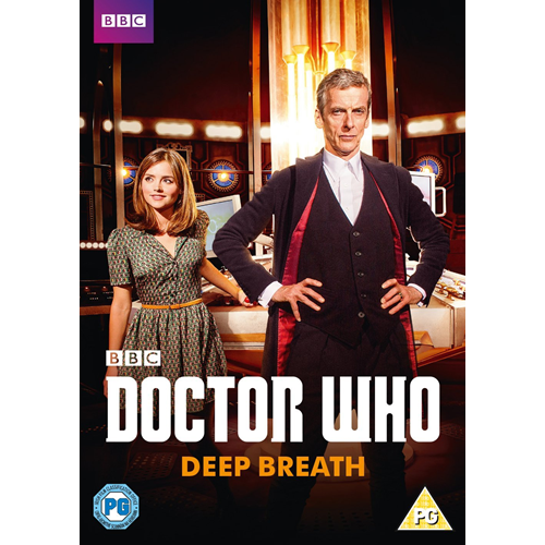 Doctor Who - Deep Breath (UK-import) (DVD)