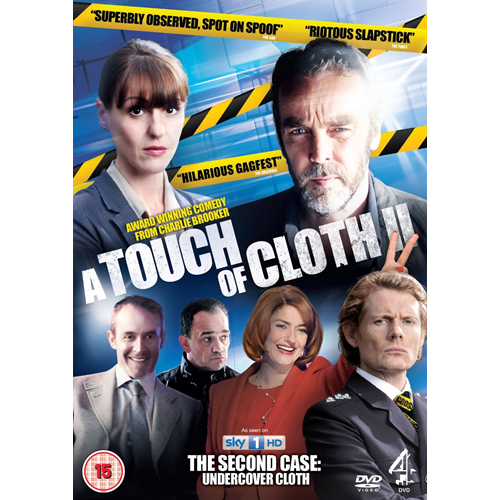 A Touch Of Cloth - The Second Case: Undercover Cloth (UK-import) (DVD)
