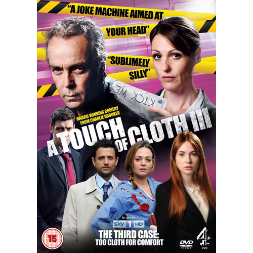 A Touch Of Cloth - The Third Case: To Cloth For Comfort (UK-import) (DVD)