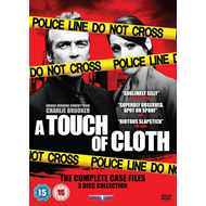 A Touch Of Cloth - The Complete Case Files (UK-import) (DVD)