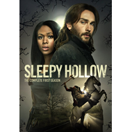 Sleepy Hollow - Sesong 1 (DVD)