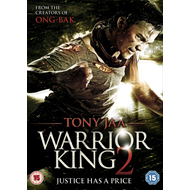 Produktbilde for Warrior King 2 (UK-import) (DVD)