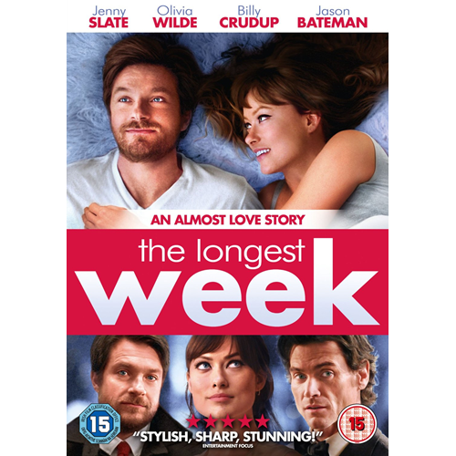 The Longest Week (UK-import) (DVD)