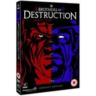 WWE: Brothers Of Destruction (UK-import) (DVD)