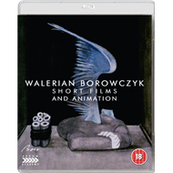 Walerian Borowczyk Short Films and Animation (UK-import) (Blu-ray + DVD)