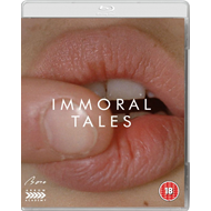 Immoral Tales (UK-import) (Blu-ray + DVD)