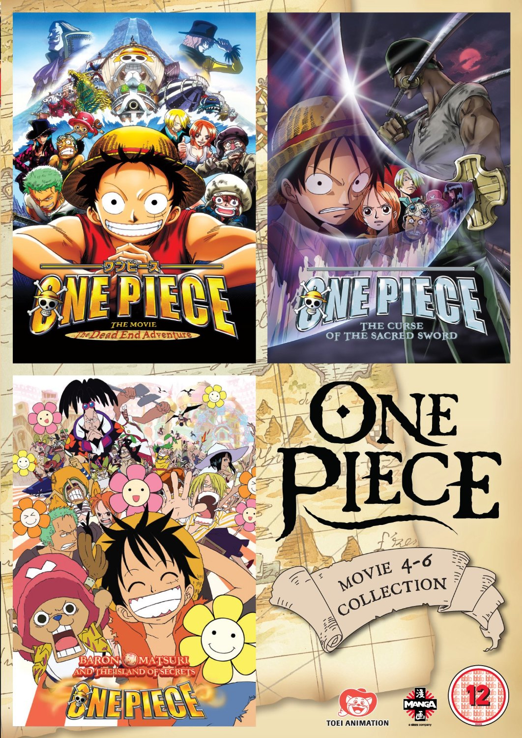 One Piece Film 1 Deutsch
