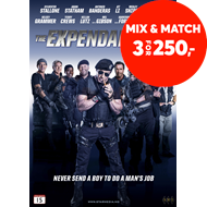 Produktbilde for The Expendables 3 (DVD)