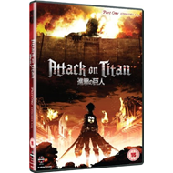 Attack On Titan - Part 1 (UK-import) (DVD)