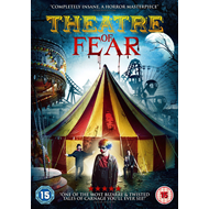 Theatre Of Fear (UK-import) (DVD)