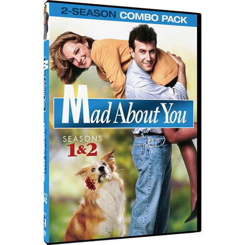 Mad About You - Sesong 1 & 2 (DVD - SONE 1)