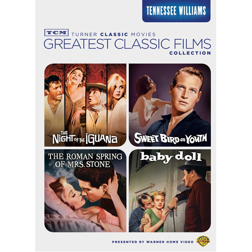 TCM Greatest Classic Legends - Tennessee Williams (DVD - SONE 1)