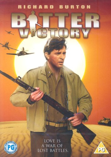 Bitter Victory (UK-import) (DVD)