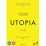 Utopia - Sesong 1 & 2 (UK-import) (DVD)