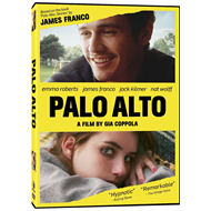 Palo Alto (UK-import) (DVD)