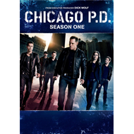 Chicago P.D. - Sesong 1 (DVD)