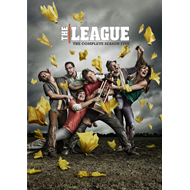 The League - Sesong 5 (DVD - SONE 1)