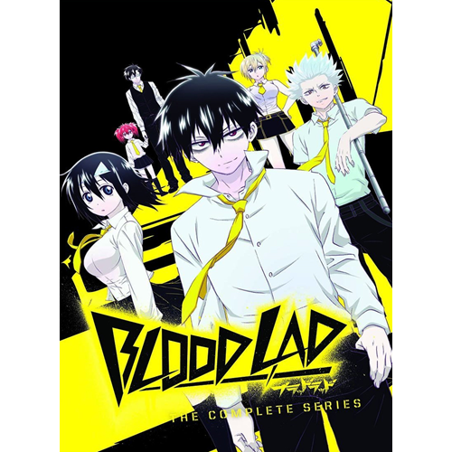 Blood Lad - The Complete Series (DVD - SONE 1)