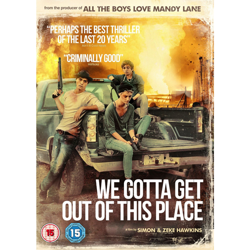 We Gotta Get Out Of This Place (UK-import) (DVD)