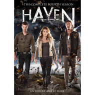 Haven - Sesong 4 (UK-import) (DVD)