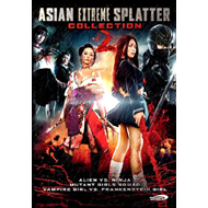 Asian Extreme Splatter Collection 2 (DVD)