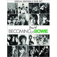 David Bowie - Becoming Bowie (DVD)