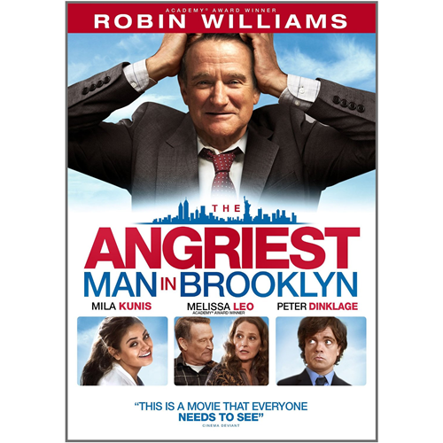 The Angriest Man In Brooklyn (UK-import) (DVD)