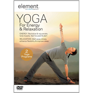 Yoga For Energy And Relaxation (UK-import) (DVD)