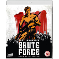 Brute Force (UK-import) (Blu-ray + DVD)