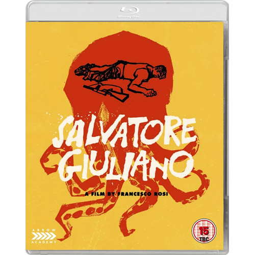 Salvatore Giuliano (UK-import) (Blu-ray + DVD)