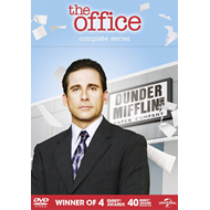 The Office (USA) - Den Komplette Serien (UK-import) (DVD)