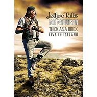 Jethro Tull's Ian Anderson - Thick As A Brick Live In Iceland (UK-import) (DVD)