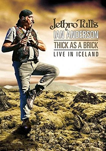 Jethro Tull's Ian Anderson - Thick As A Brick Live In Iceland (DVD)