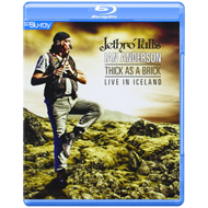 Jethro Tull's Ian Anderson - Thick As A Brick Live In Iceland (SD Blu-ray)
