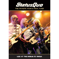 Produktbilde for Status Quo - The Frantic Four's Final Fling - Live At The Dublin O2 Arena (m/CD) (DVD)