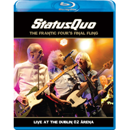 Status Quo - The Frantic Four's Final Fling - Live At The Dublin O2 Arena (Blu-ray + CD)